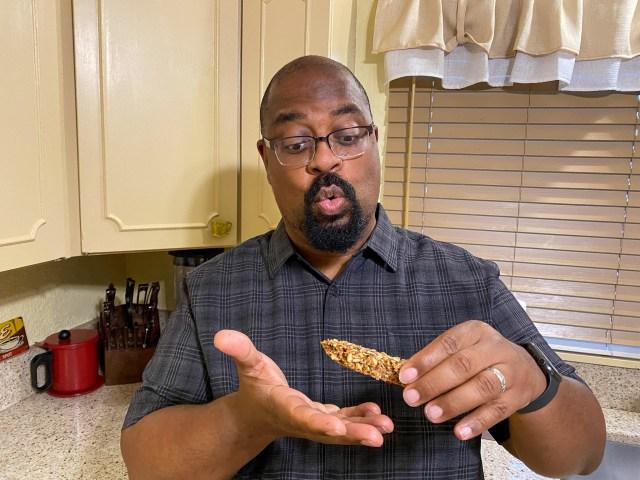 keto granola bars