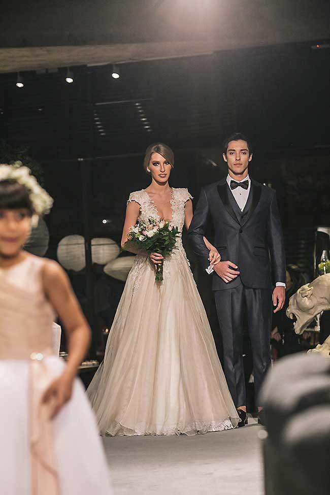Vestido Patricia Bonaldi Terno Camargo Alfaiataria (Foto: Torin Zanette)