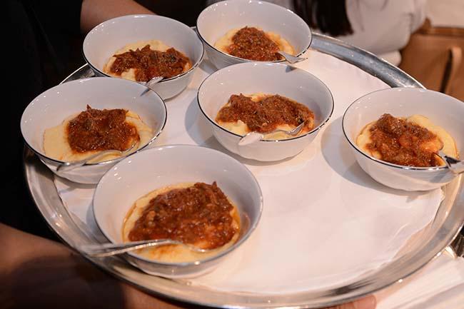 Comidinhas da chef Tatá Cury (Foto: Torin Zanette)