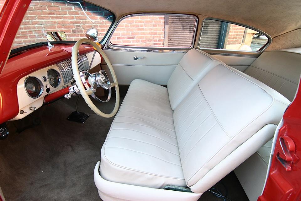 1951 Chevy Fleetline
