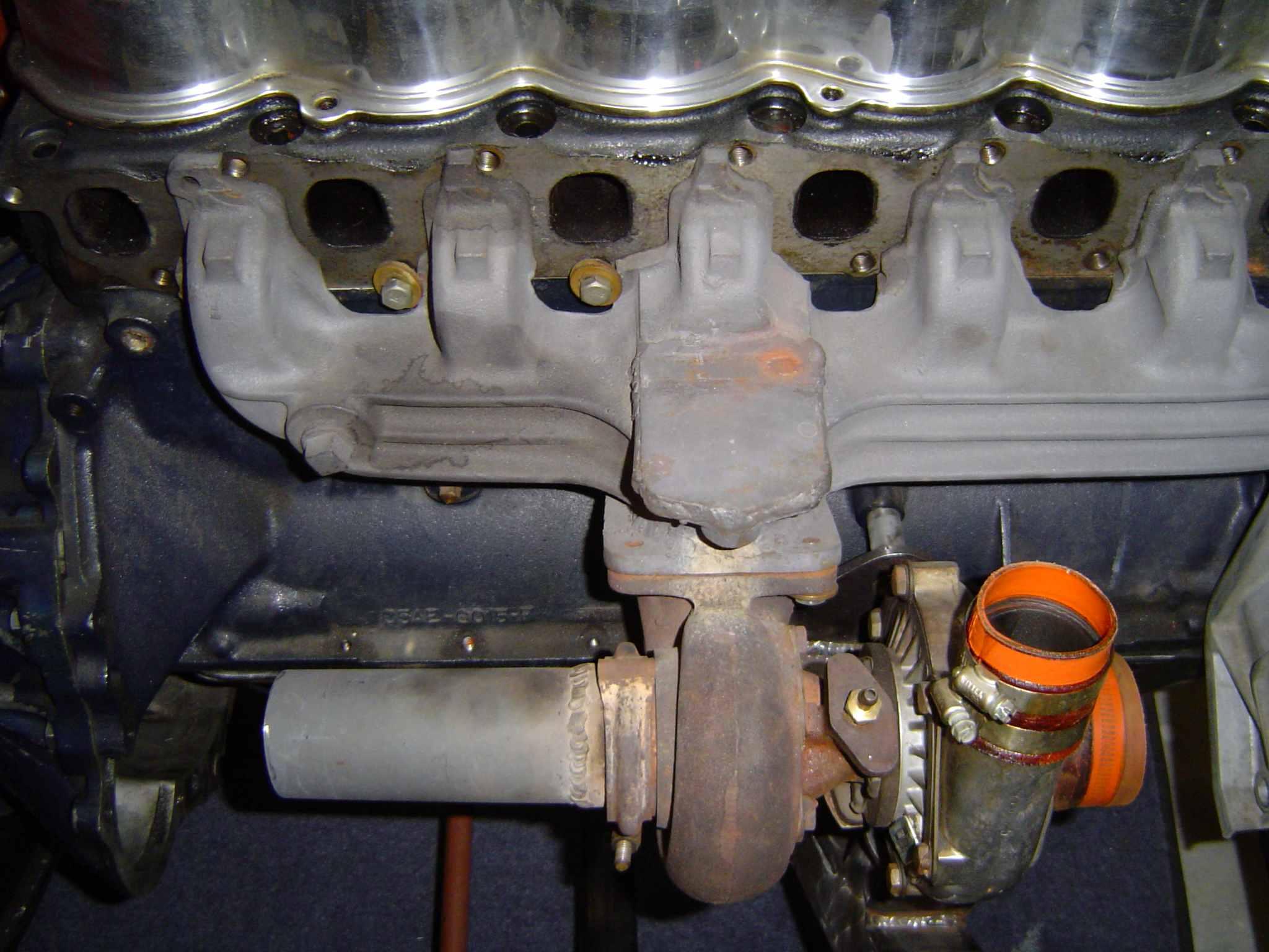 Ford 3000 Intake Manifold Gasket
