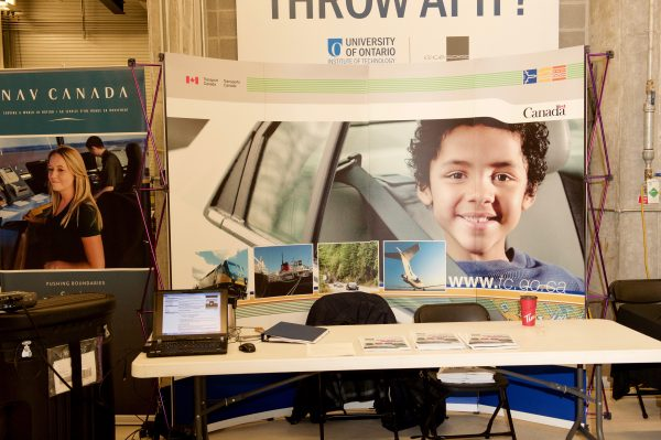 Transport Canada Booth