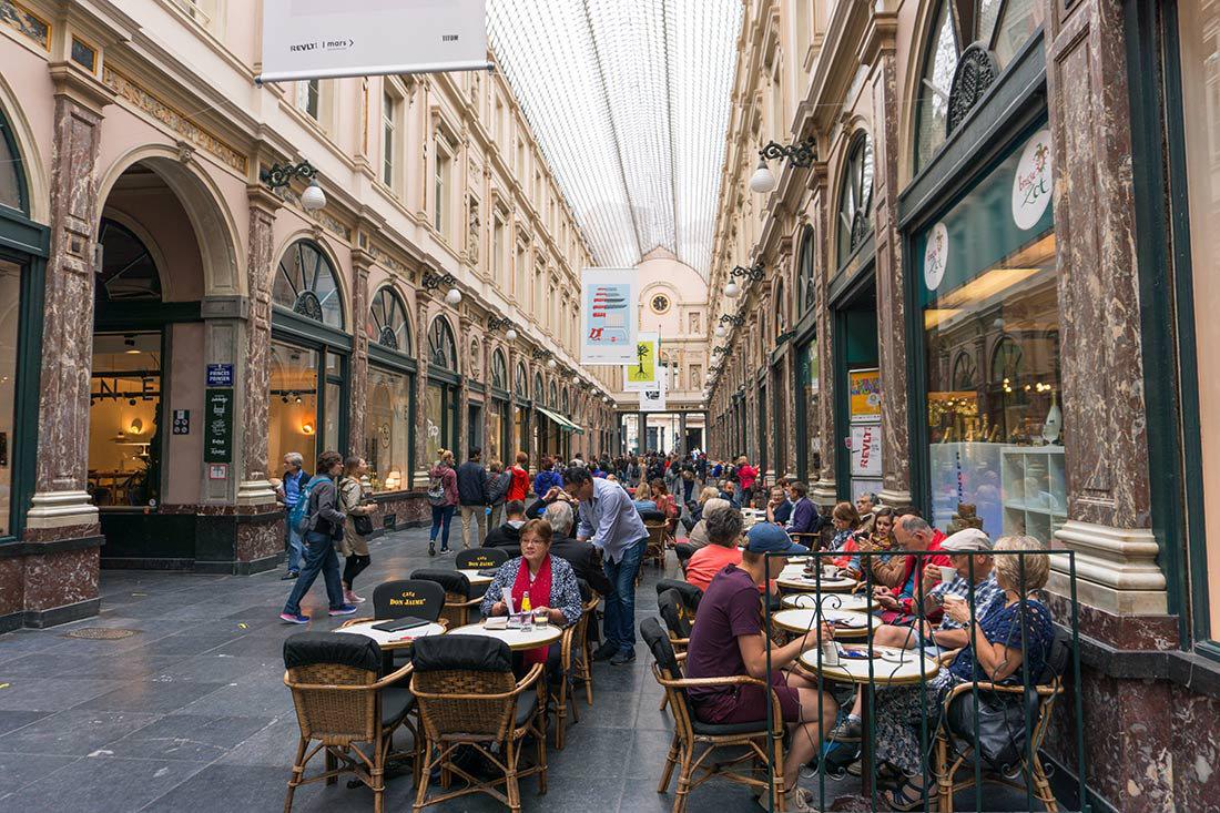 How to spend a weekend in Brussels, Belgium   Things to do   Galeries Royales Saint-Hubert