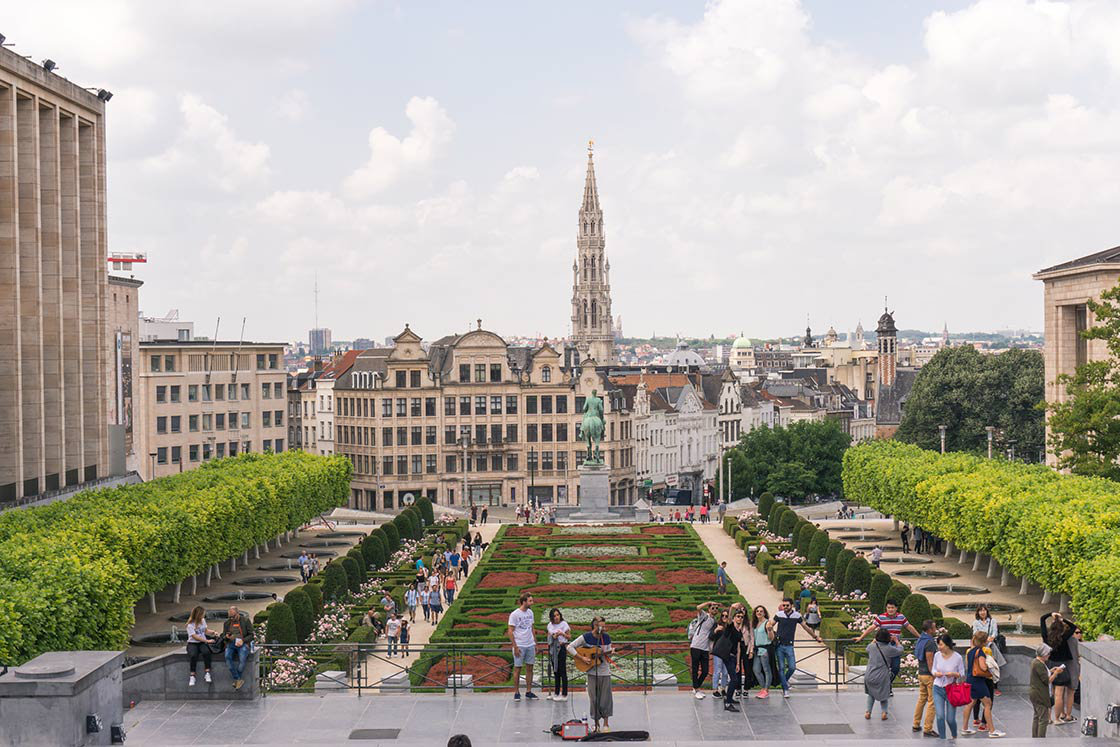 How to spend a weekend in Brussels, Belgium   Things to do   Mont des Arts