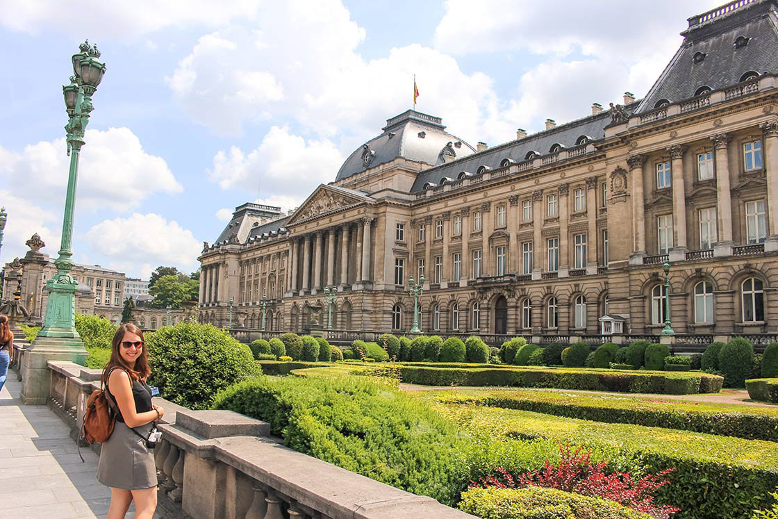 How to spend a weekend in Brussels, Belgium   Things to do   Royal Palace of Brussels