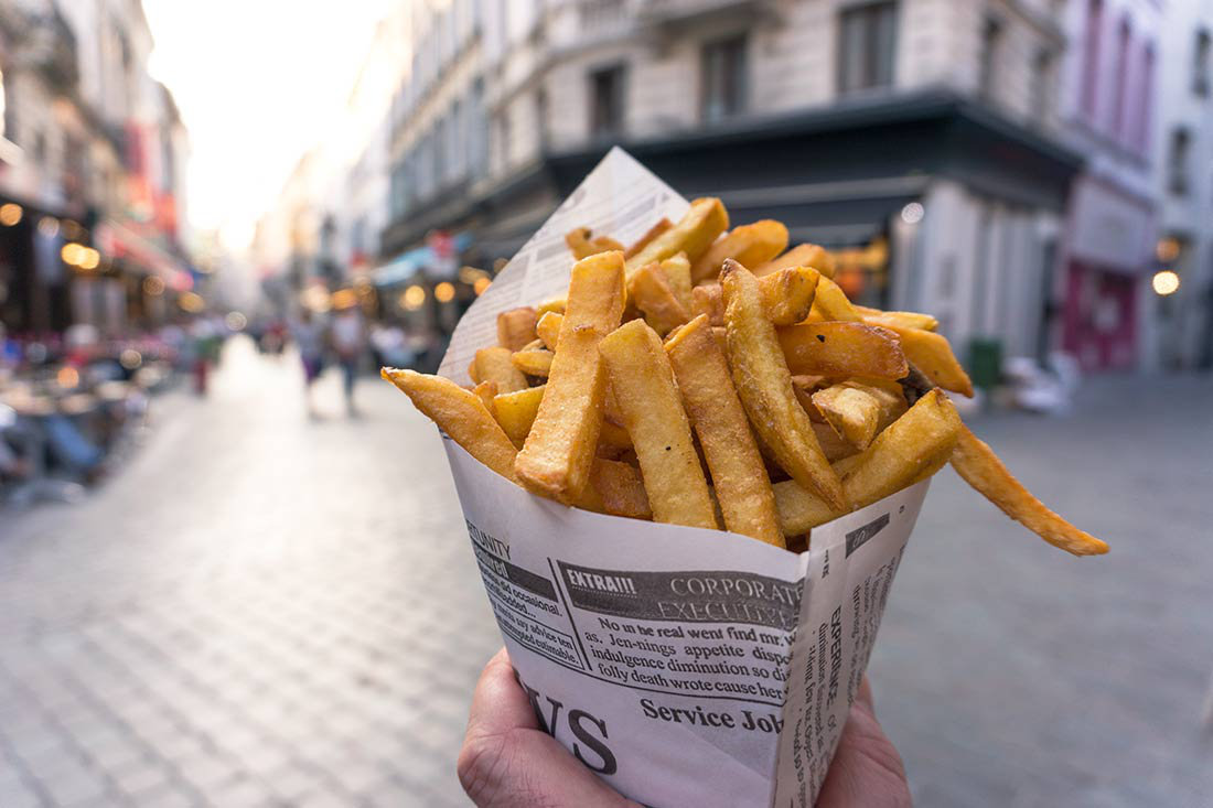 How to spend a weekend in Brussels, Belgium   Things to do   Belgian frites
