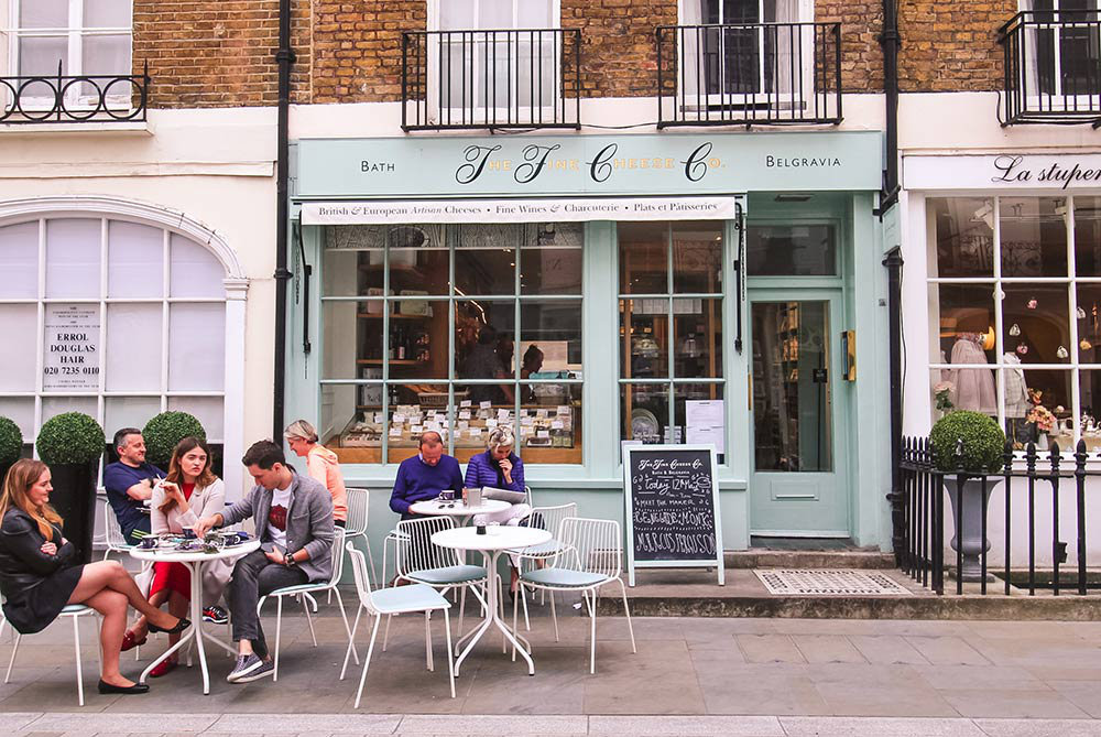 Exploring Belgravia: a sweet and savoury food tour | Sweet Tooth Tours