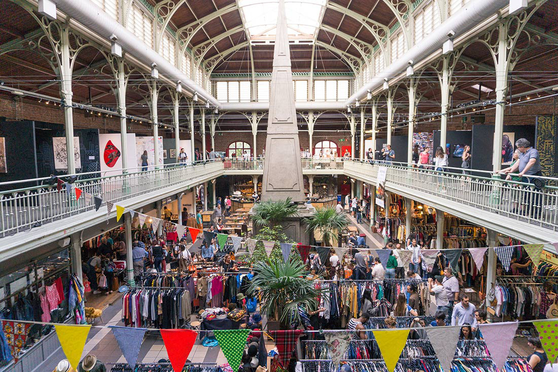 How to spend a weekend in Brussels, Belgium   Things to do   Halles de Saint-Géry