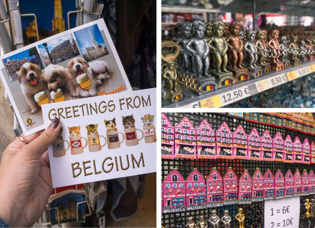 How to spend a weekend in Brussels, Belgium   Things to do   Souvenirs