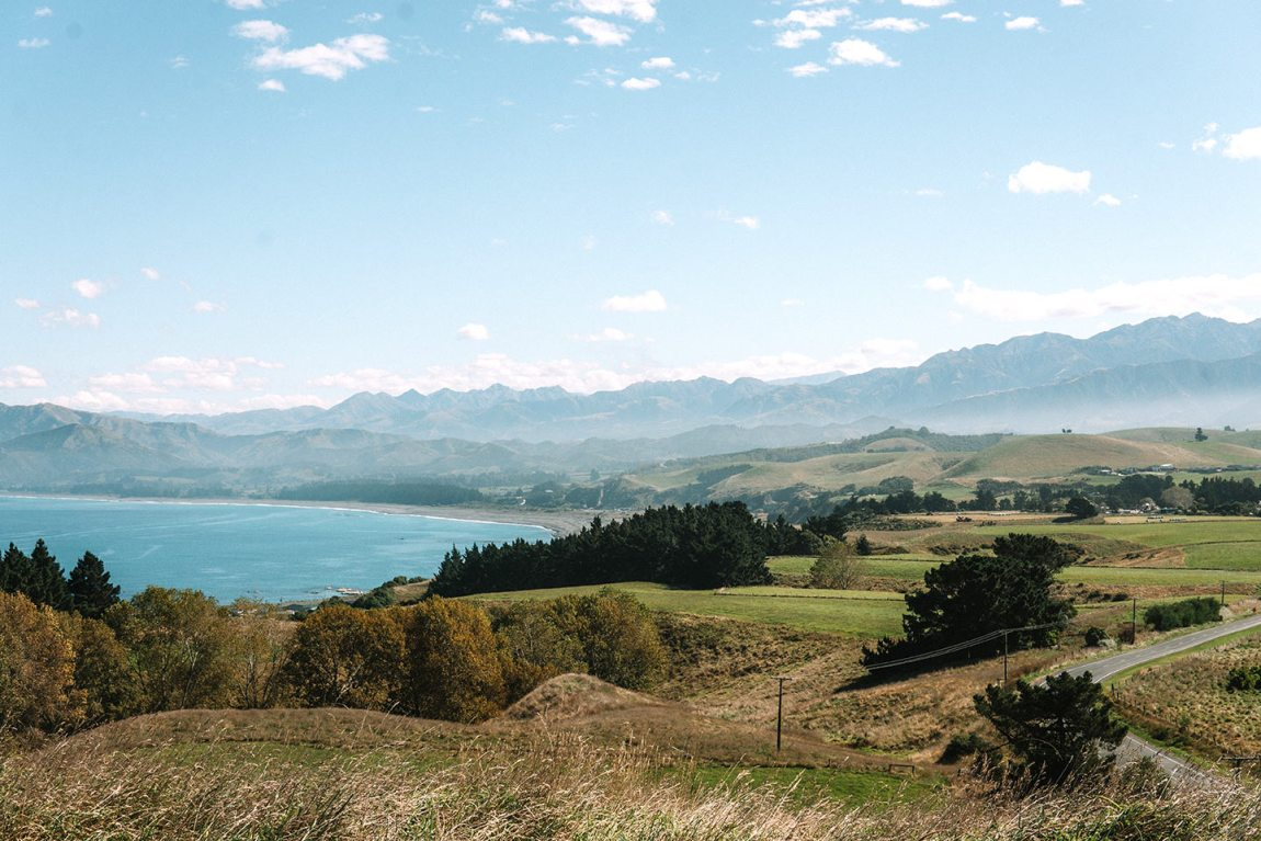 Things to do in Kaikoura, New Zealand blog post