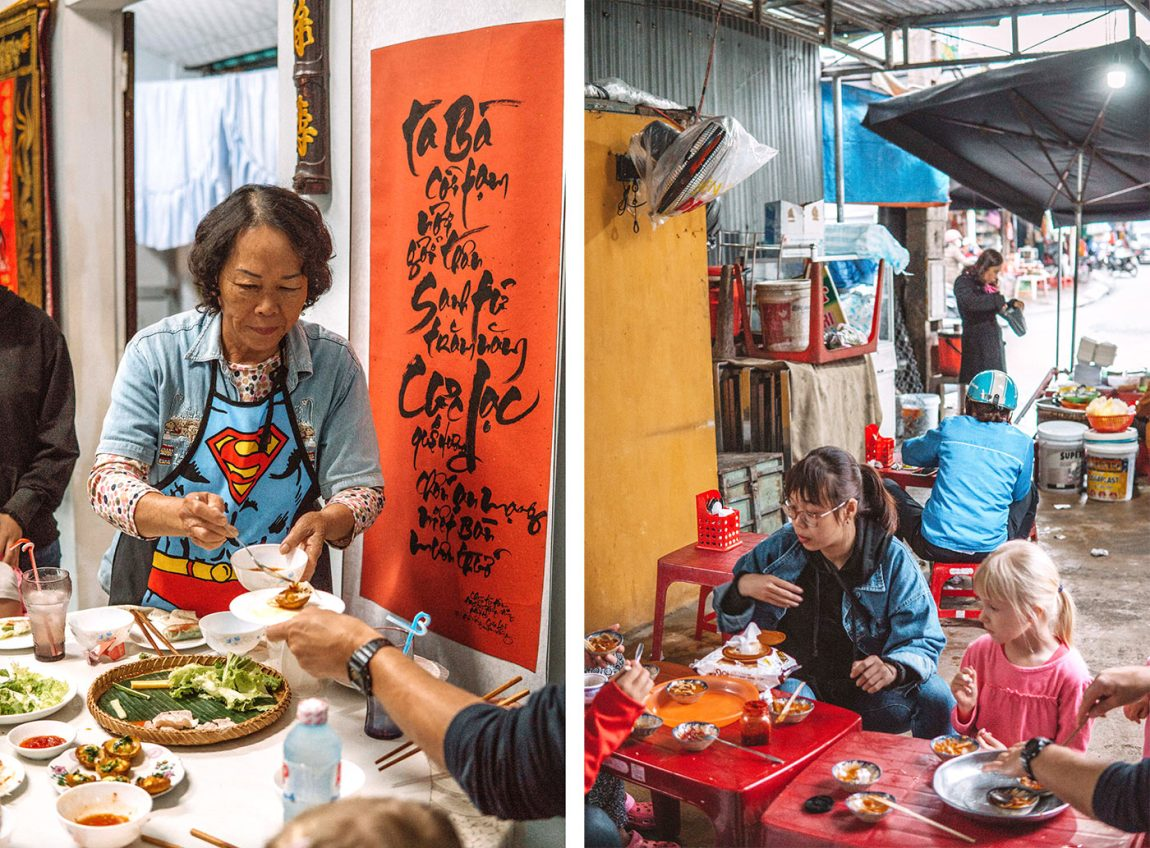 The best street food to try in Hoi An, Vietnam blog post | food tour