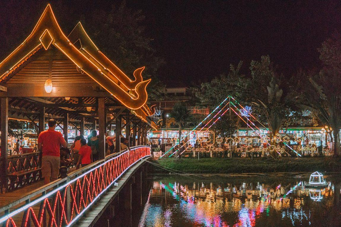 Things to do in Siem Reap blog post Siem Reap Art Centre Night Market