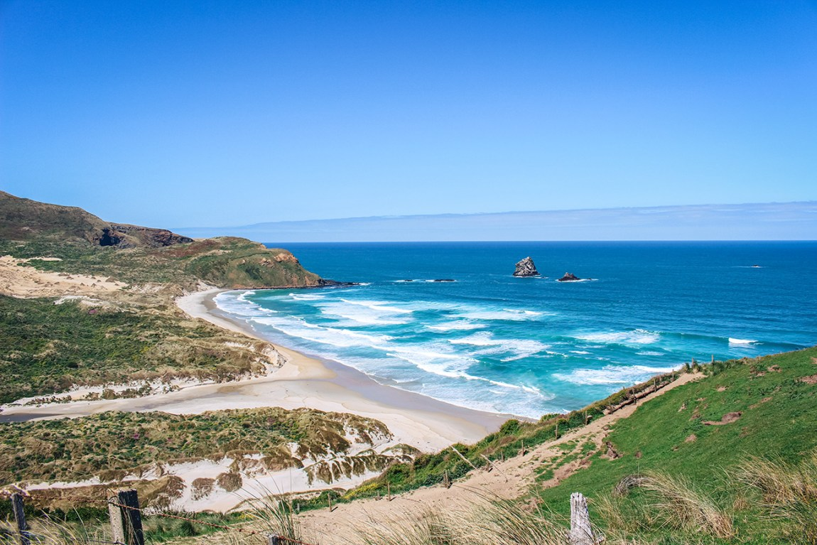 20 best places to visit in New Zealand's south island