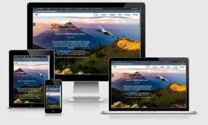 CKWebdesign, responsive design!