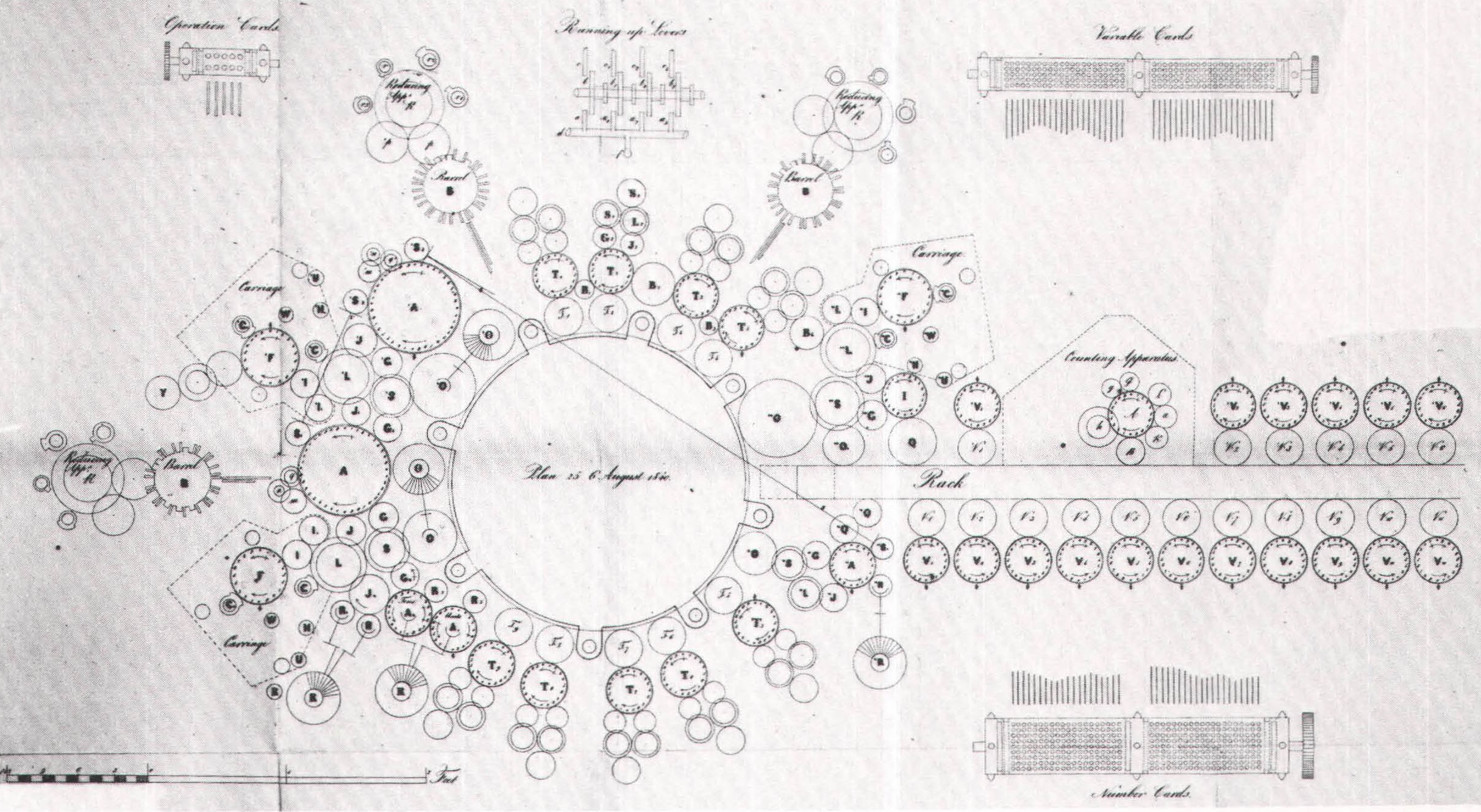 Mechanical Read How Drawings