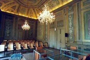 La sala delle Candelabre