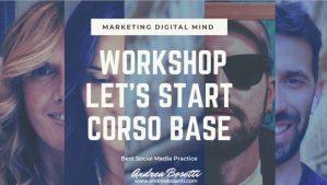 Marketing Digital Mind Academy - Workshop Let's Start