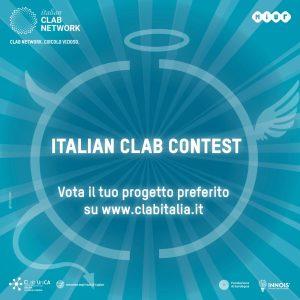 Anche Brescia partecipa al CONTEST dell' Italian CLab Network. Votate Leviant!