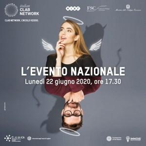 La finale del CONTEXT dell'Italian Clab Network: 22 giugno 2020, ore 17:30