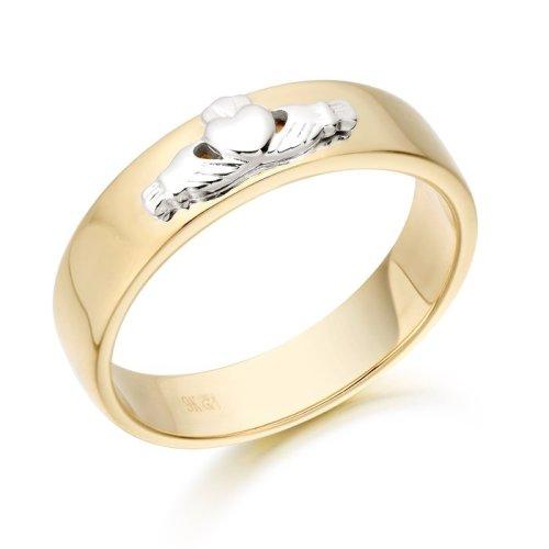Claddagh Wedding Ring