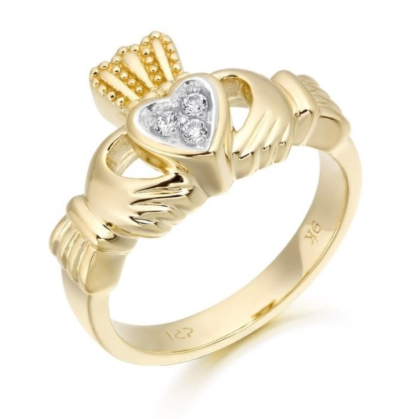 Claddagh Ring-CL15CL