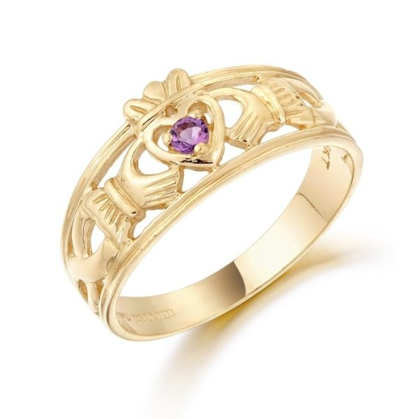 Claddagh Ring-CL26ACL