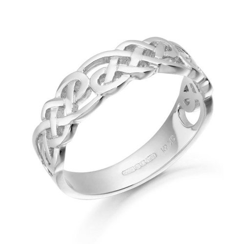 Silver Celtic Ring - 3242CL
