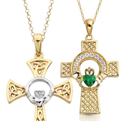Claddagh Crosses