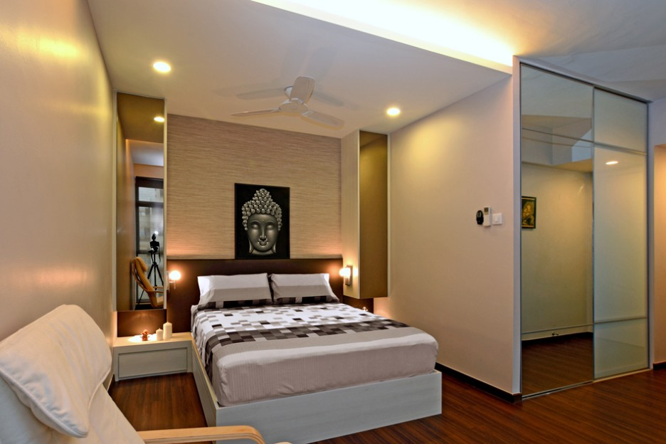 Interior Design Of Small Bedroom In India