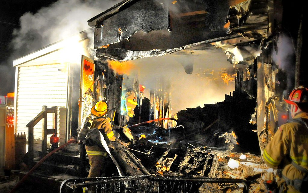 Does Home Insurance Cover a House Fire?