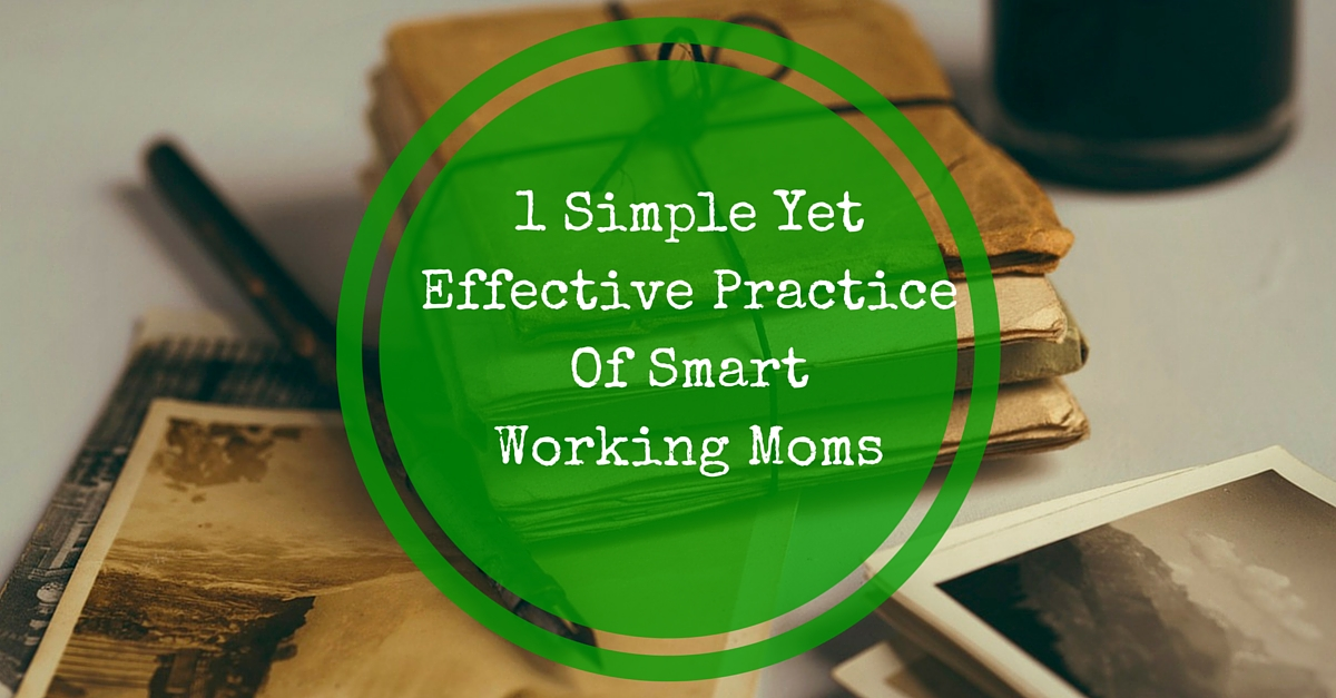 Working Mom Daily Practice