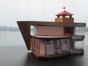 Model of Leff Float Home