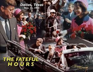 Knauss JFK before shooting in dallas