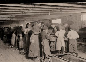 child labor in us 1900