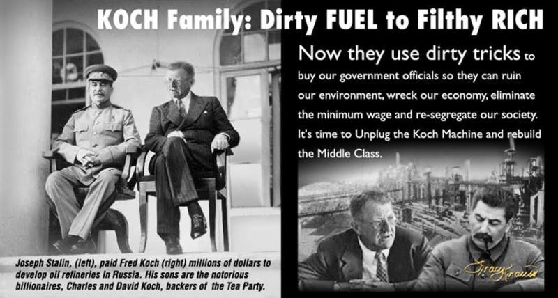 WITF Koch family tracy knauss
