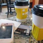 Coffee, iPhone and Pictures | Claire Dunaway Studios