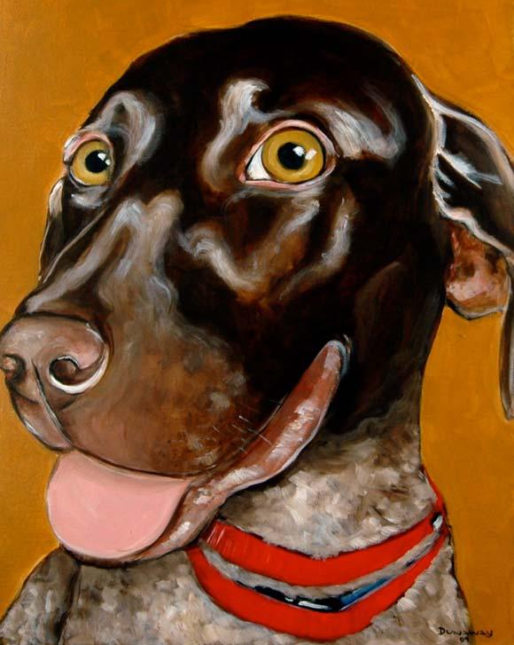 Pet Portrait | Nora | Claire Dunaway Studios