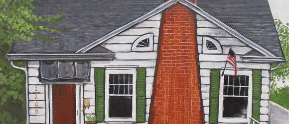 Roanoke House | Claire Dunaway Studios