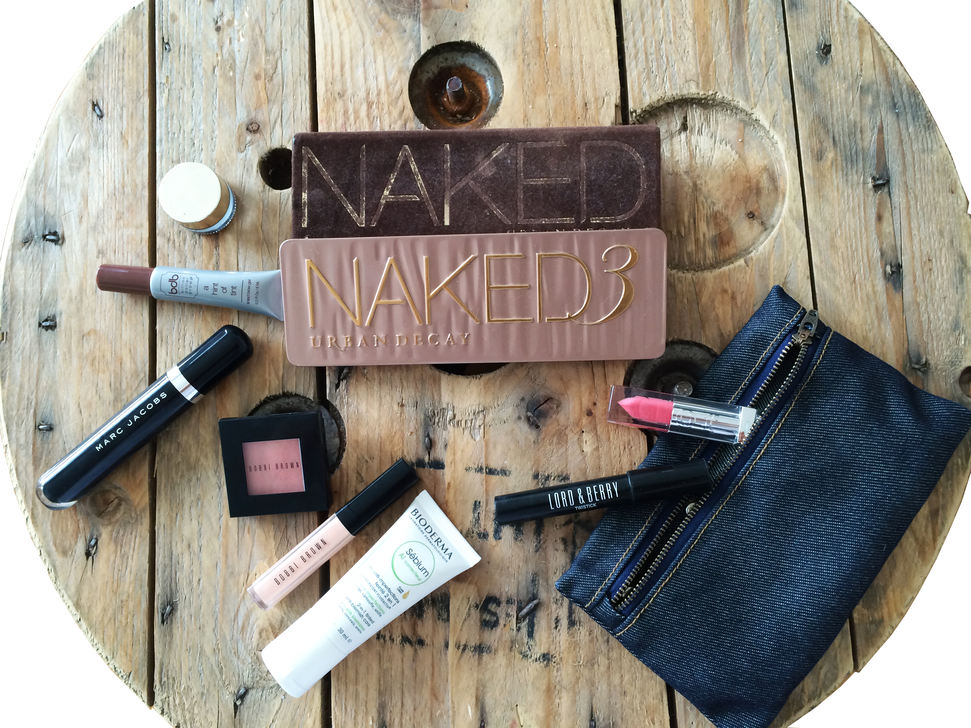 Un oeil sur… Mes habitudes make-up