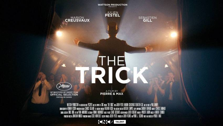 The Trick – Pierre J. Secondi
