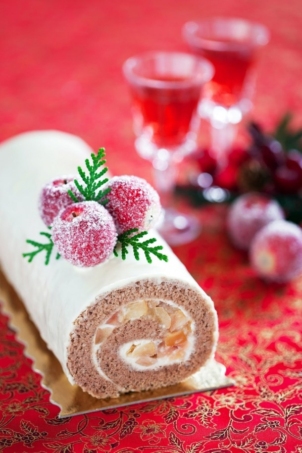 Exotic Christmas Yule Log: To Try Out This Christmas