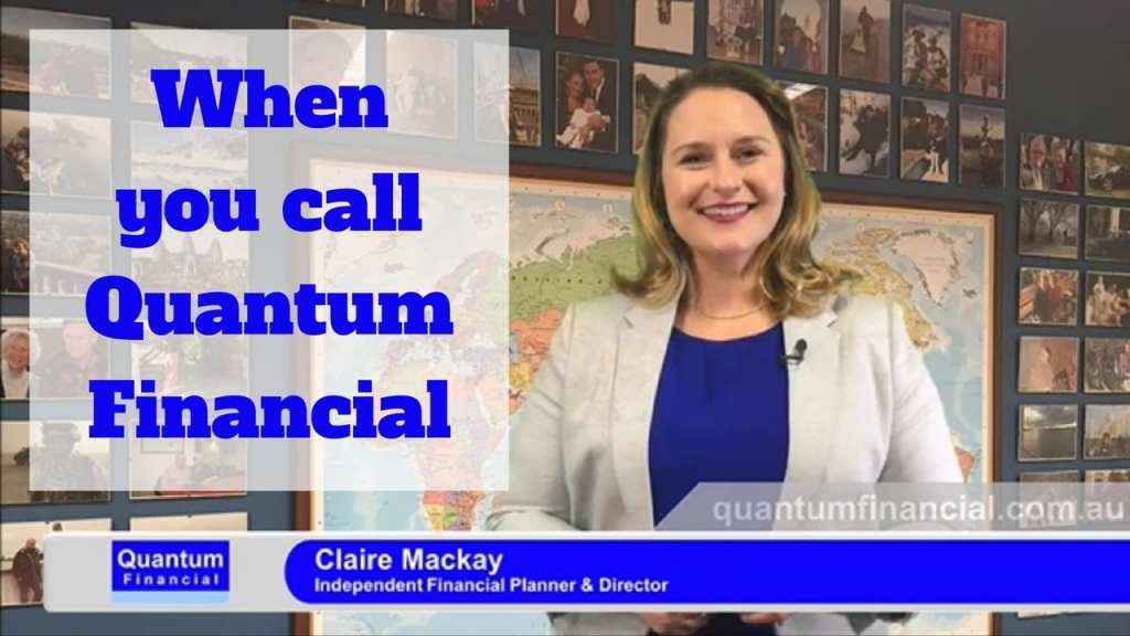 What to expect when you call Quantum Financial on 02 8084 0453