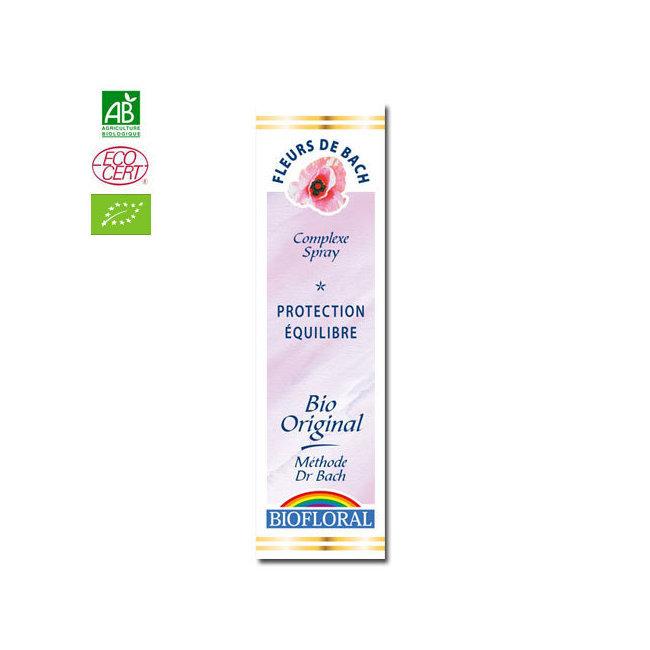 Equilibre Protection - Complexe n°7 Fleurs de Bach bio Spray 20ml