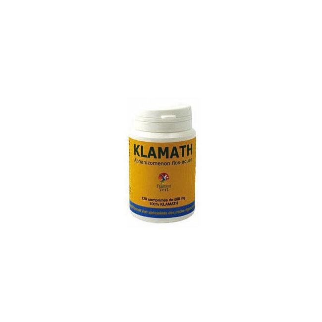 Klamath AFA 120 comprimés
