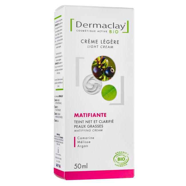 Crème matifiante bio Anti imperfections 50ml