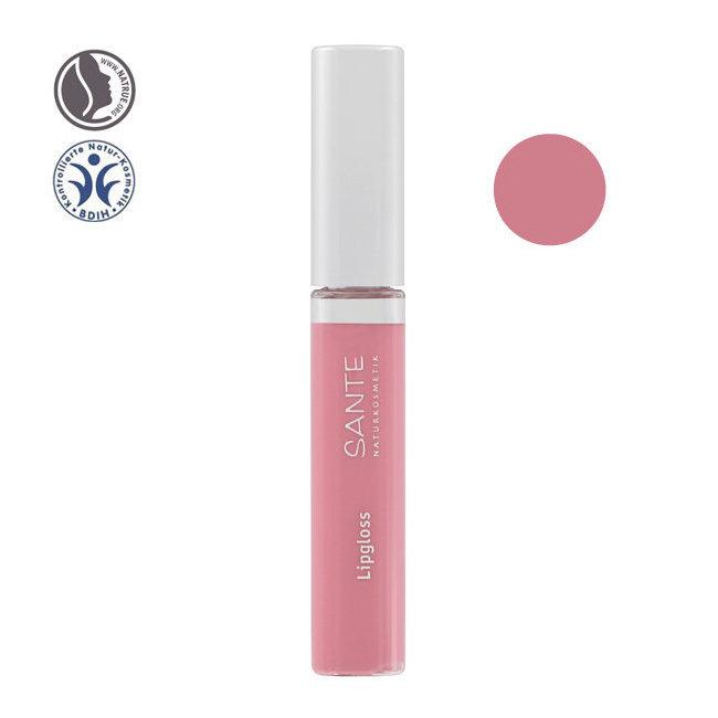 Gloss à lèvres bio n°01 Nude rose 8ml