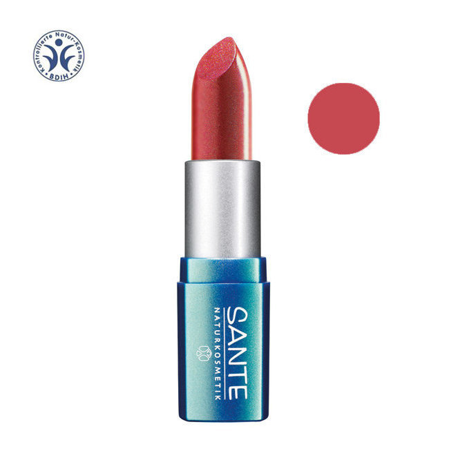 Rouge à Lèvres bio n°21 Coral pink 4,5g