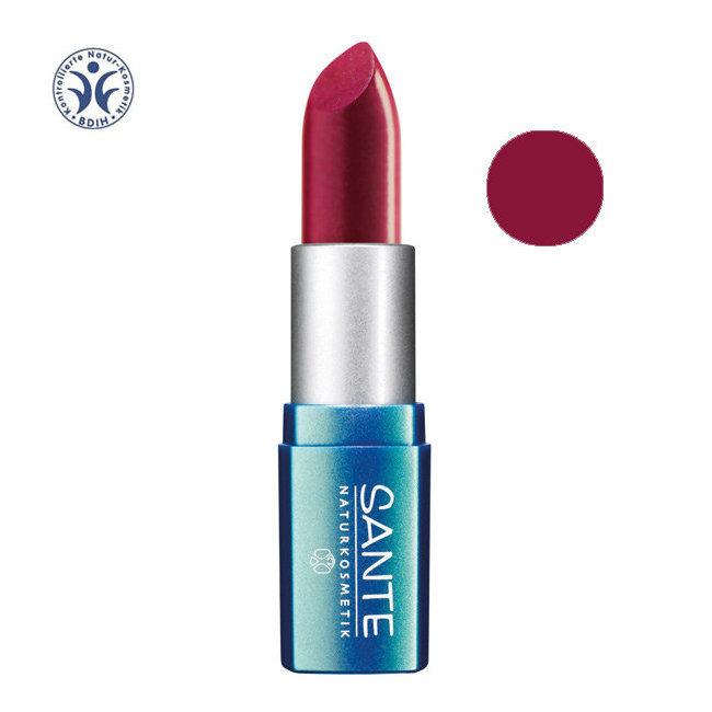 Rouge à Lèvres bio n°24 Raspberry red 4,5g