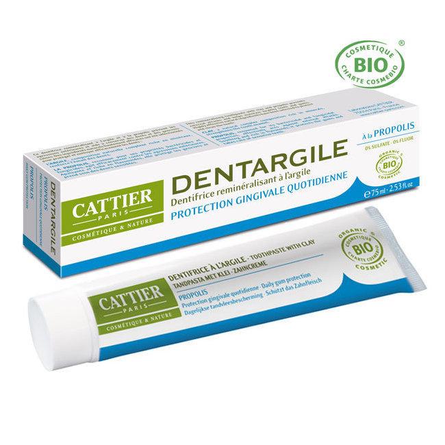 Dentargile Propolis - Dentifrice bio protection gencives 75ml