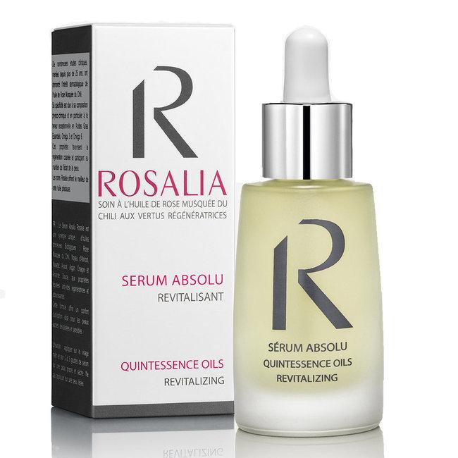 Sérum absolu bio - Revitalisant à l'huile de rose musquée 30ml